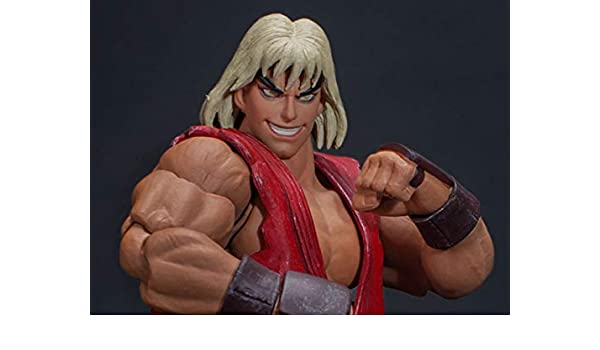 Street Fighter ~ VIOLENT KEN 1//12 SCALE ACTION FIGURE ~ Storm Collectibles