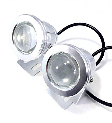 LED 防水 プロジェクター 小型 ヘッド フォグ ライト ...