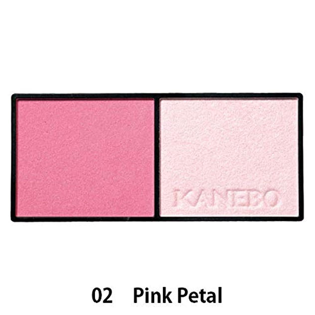 と闘う洋服密KANEBO(カネボウ) カネボウ ヴァリアンブラッセ(チークス) 02 Pink Petal チーク