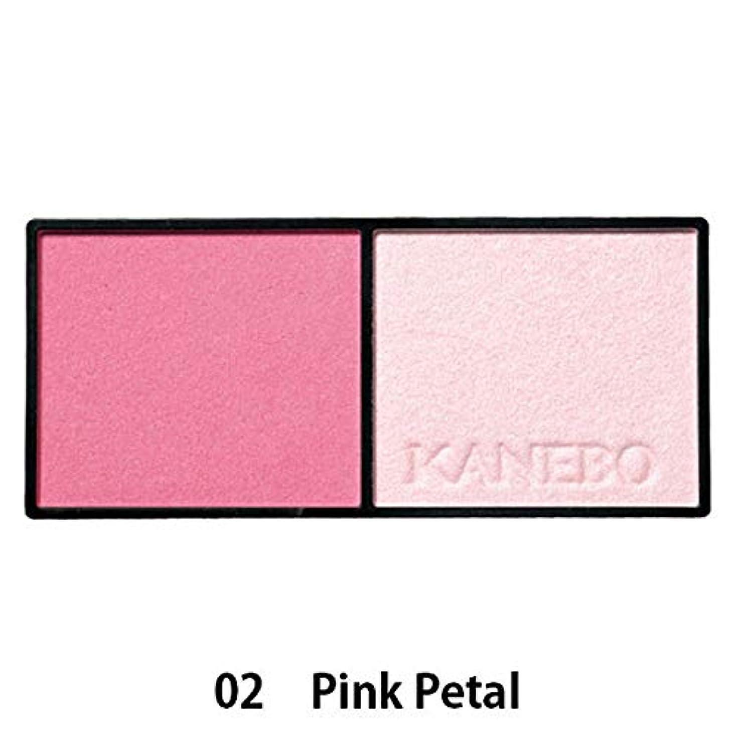 勤勉な遮る養うKANEBO(カネボウ) カネボウ ヴァリアンブラッセ(チークス) 02 Pink Petal チーク