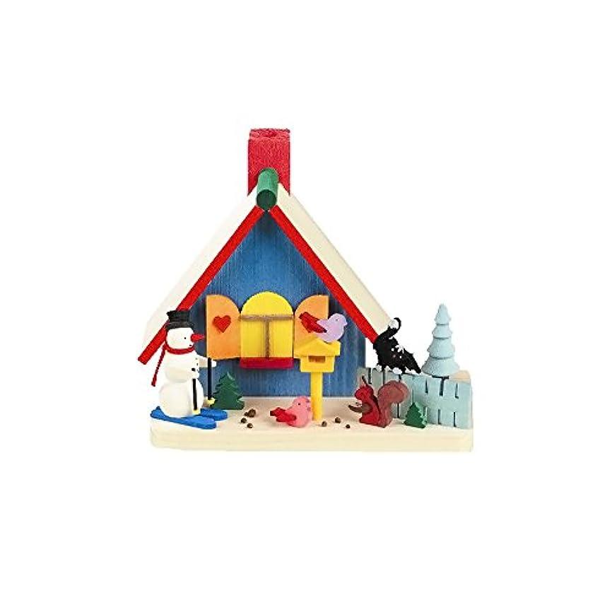 プライム教義遊び場Graupner Incense Burner Snowman 4