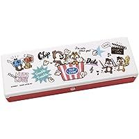 チップ&デール[ペンケース]プラペン/2018SS ディズニー カミオジャパン 筆箱 キャラクター グッズ 通販