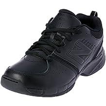 New Balance Boys 625 Black Sneakers