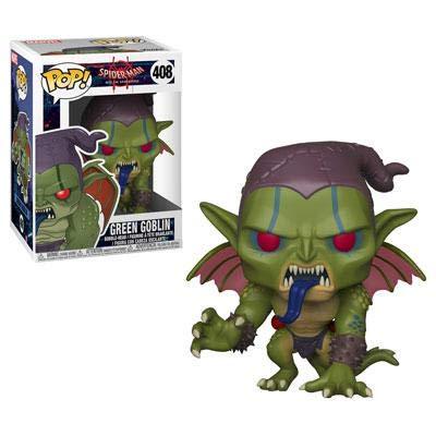 Marvel(マーベル) Spider-Man: Into the Spider-Verse(スパイダーマン: スパイダーバース) Green Goblin(グリーン・ゴブリン) FUNKO/ファンコ POP! VINYL ボブルヘッド [並行輸入品]