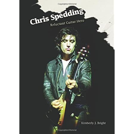 Chris Spedding: Reluctant Guitar Hero