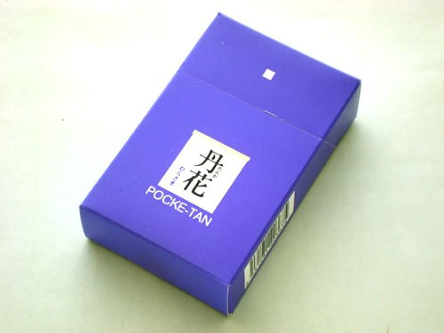ステープル冗長サポート大発のお香 ポケタン紫 【スティック】