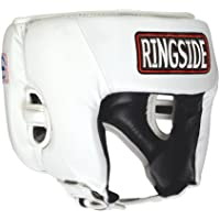 Ringside CompetitionボクシングムエタイMMAスパーリングヘッド保護Headgear without Cheeks