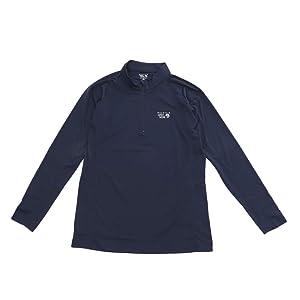 マウンテンハードウェア(マウンテンハードウェア) エステロロングスリーブジップTシャツ OE8206-425