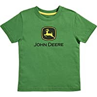 John Deere Baby-Boys J-ST001GF Kids Boys Trademark Short Sleeve Tee Short-Sleeve T-Shirt