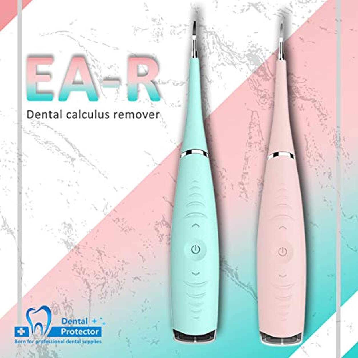 加入アデレードアボートポータブル電動ソニック歯科スケーラー歯石除去剤歯汚れ歯石ツール歯医者ホワイトニング歯健康衛生ホワイト