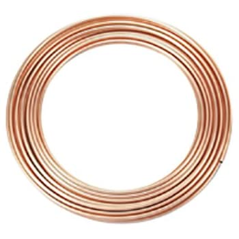 フローバル なまし銅管 コイル銅管-6X0.8X10M
