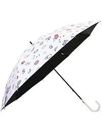 [晴雨兼用傘] スヌーピー フルーツ柄 50cm 晴雨兼用パラソル