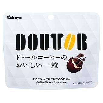カバヤ ドトールコーヒービーンズチョコ 42g×8袋