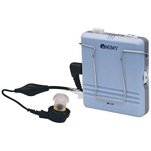 ミミー電子 ポケット型補聴器 ビオラ ME-143