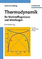 Thermodynamik Fur Werkstoccing .U. Metal