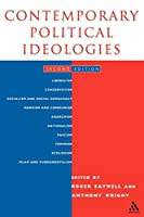 Contemporary Political Ideologies: Second Edition by Unknown(1999-03-01)