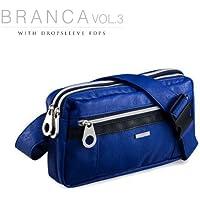 CAMEO  BRANCA vol.3 with DROP SLEEVE (ブランカ 3 ウィズ ドロップ スリーブ) ブルー ダーツボディバッグケース