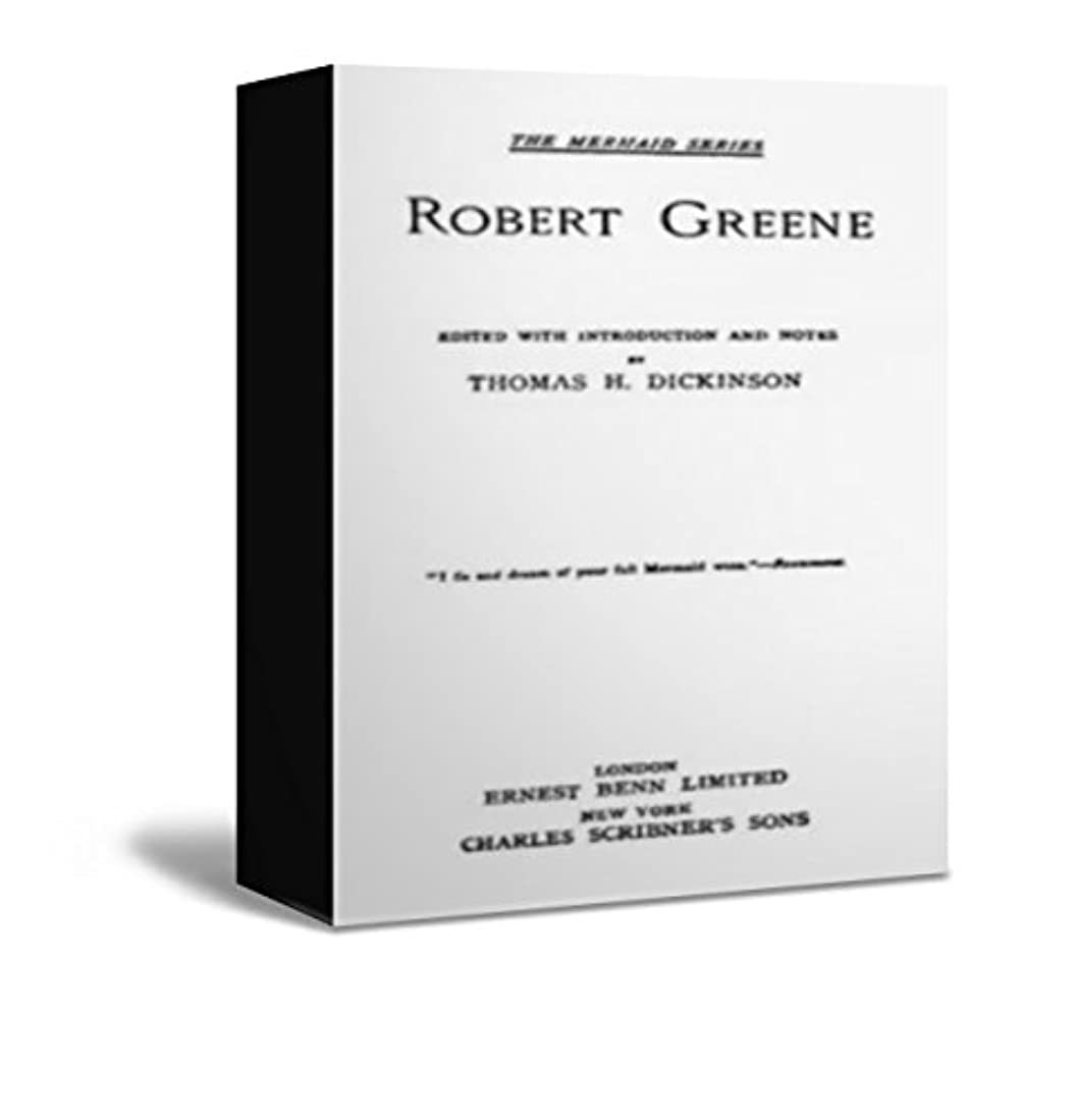 Robert Greene        Six Plays (English Edition)