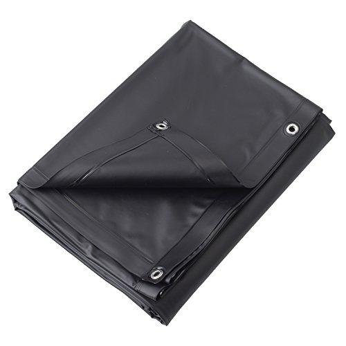 ETSUMI ダークカーテン 暗室用遮光カーテン 幅2m×高...