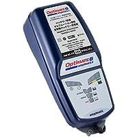 【バッテリー充電器】【tecMATE】【国内正規品3年保証】TM-187 オプティメイト6 Ver.2 [optimate6]