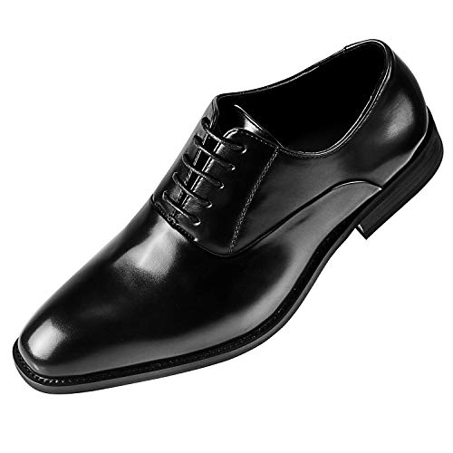 [Dorcy] ビジネスシューズ メンズ 紳士靴 高級靴 革靴 内羽根 ストレートチップ ウイングチップ 通気 抗菌 ...
