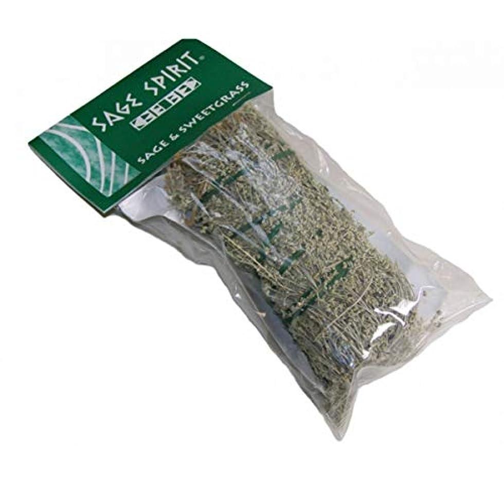 グリルアンソロジーマッサージNew Ageセージ& Sweetgrass Smudge Stick 7