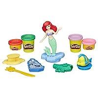 Play-Doh Ariel And Undersea Friends Featuring Disney Princess Toy [並行輸入品]