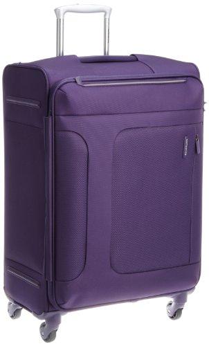 [サムソナイト] スーツケース キャリーケース アスフィア スピナー66 保証付 70L 67 cm 3.1kg パープル