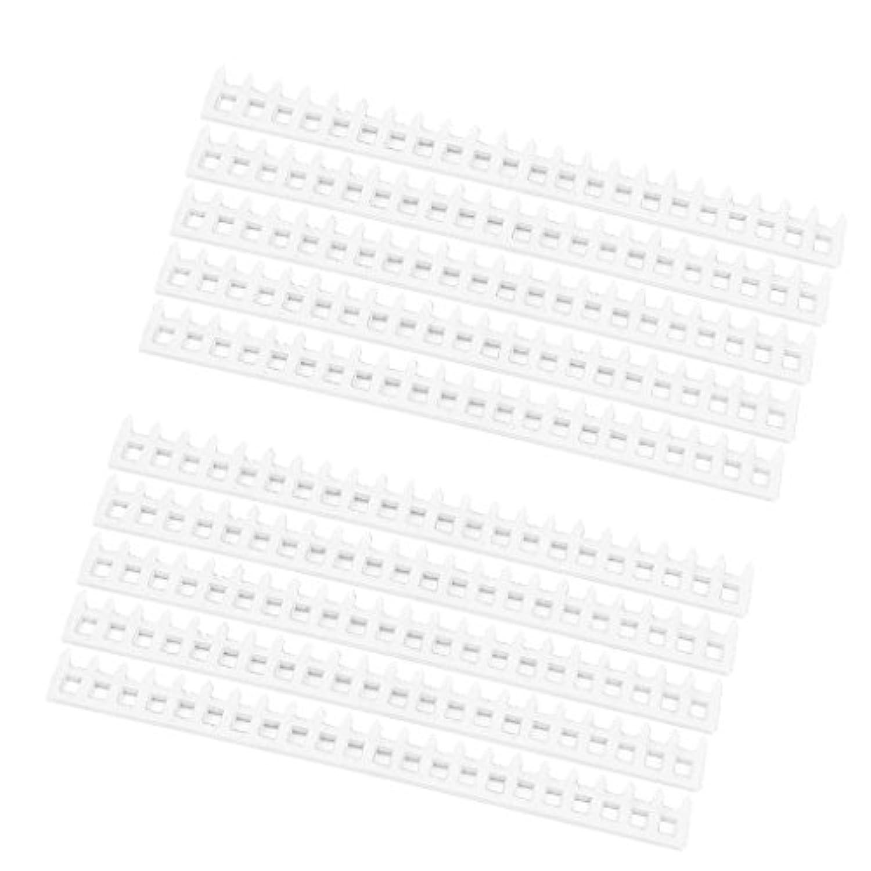 SM SunniMix 1:25スケール アクリル 柵モデル シーンアクセサリー 全2サイズ - 150x16x2mm