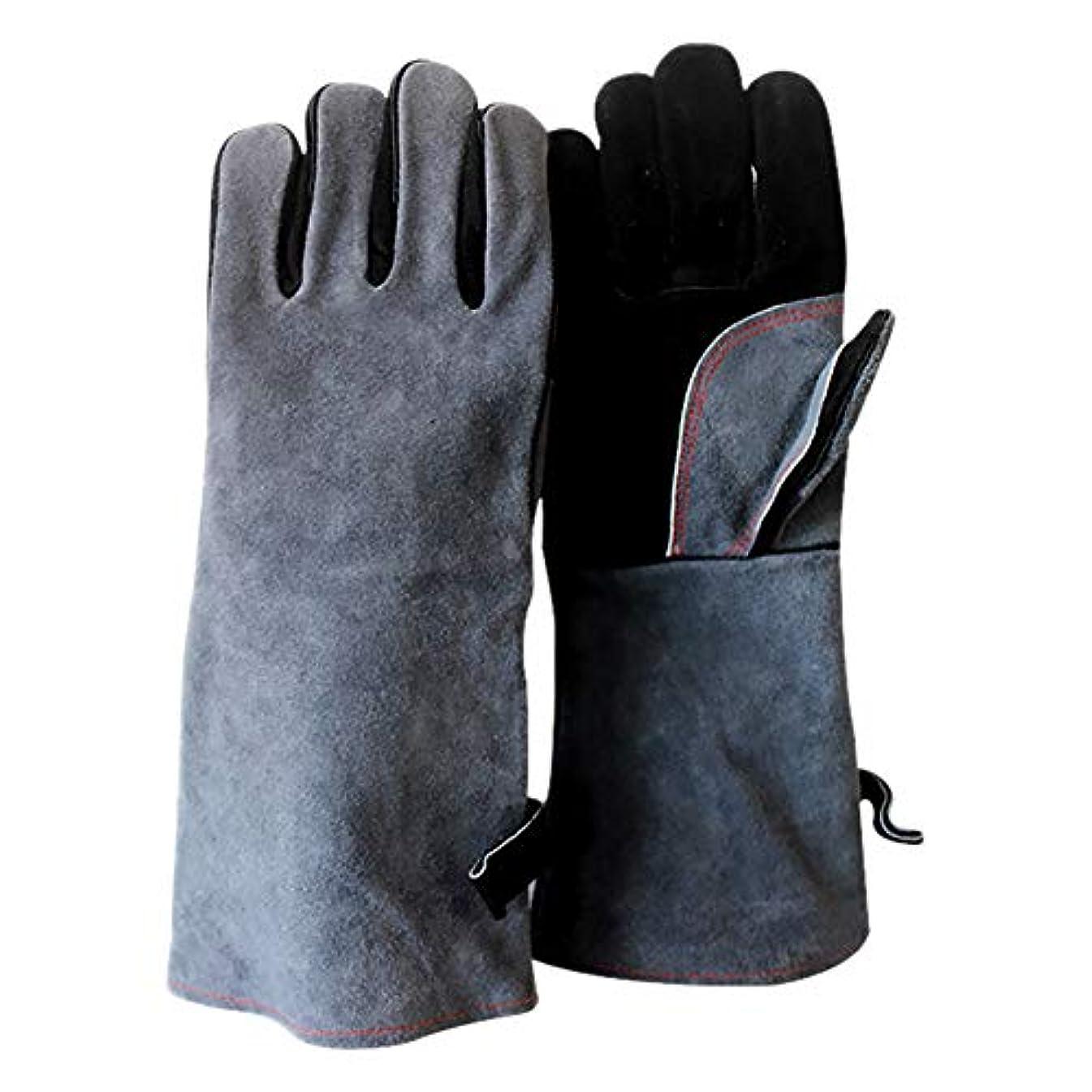 分岐するもしお手入れLiTi 耐熱グローブ BBQ 作業用手袋 焚き火台 溶接 五本指 バーベキュー 手袋 クッキンググローブ