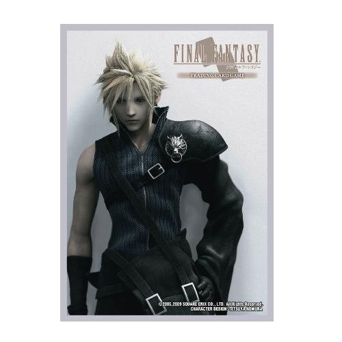 FINAL FANTASY VII ADVENT CHILDREN カードスリーブ クラウド