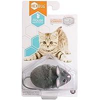ヘックスバグ Mouse Robotic Cat Toy 猫用 おもちゃ Go! Go! 突撃マウス! グレー
