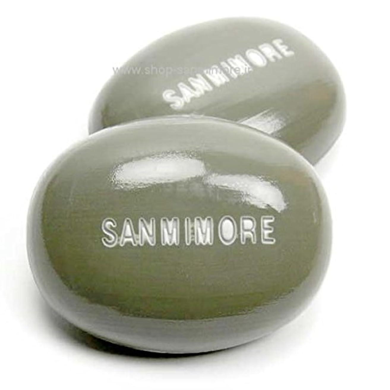 部族ランドリー側溝SANMIMORE(サンミモレ化粧品) くちゃくちゃソープ(75g×2個)