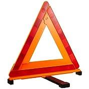 エーモン 三角停止板 国家公安委員会認定品(交F08-1) 6648