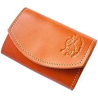【極小財布・小さい財布】小さいふ ポキート クアトロガッツ Pure orange ピュアオレンジ