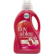 Lovables Care & Renew For All Colours Laundry Detergent, 1.5L
