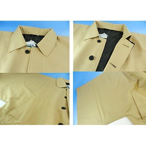 男性 和装コート 角袖 キャメル Mサイズ