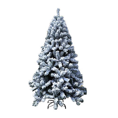クリスマスツリー白い雪スプレーは人工の木の強化のブラケットのシミュレーション杉の木、新年の祭りのシーンの装飾屋内と屋外の装飾 (サイズ さいず : 60 cm 60 cm)