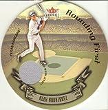 アレックス・ロドリゲス Alex Rodriguez 2003 Fleer Hardball Round Trippers Rounding First Jersey 536枚限定!