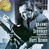 Brahms: Symphony No.3 / Schubert: Symphony No.5