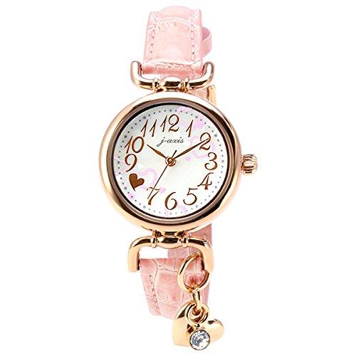 [ジェイ・アクシス]j-axis 腕時計 ファッション HL98-PI レディース