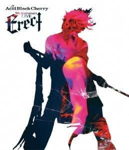 "Acid Black Cherry 5th Anniversary Live ""Erect"" (Blu-ray Disc)"