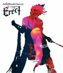 """[画像:Acid Black Cherry 5th Anniversary Live """"Erect"""" (Blu-ray Disc)]"""