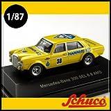 Schuco(シュコー)社ミニカー 452574400 メルセデスベンツ300SEL 6.8 AMG #38 1/87