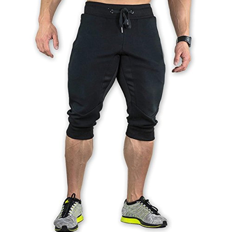 KaiDi PANTS メンズ US サイズ: Large カラー: ブラック