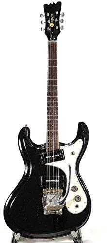 Mosrite / Avenger VMG-700 Black The Ventures Model モズライト