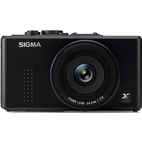 シグマ デジタルカメラ DP2 x 1406万画素 APS-Cサイズ CMOSセンサー 41mm F2.8相当(35mm換算) RAW撮影可能 Foveonセンサー搭載