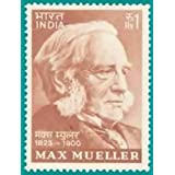 Friedrich Max Müller Personality Philologist Orientalist Writer Scholar Rs 1