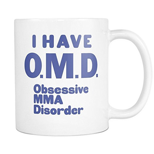 artsymod OMD Obsessive MMA Dis...