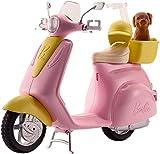 Mattel Frp56 Barbie Motorroller